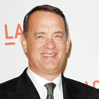 Tom Hanks in Opening Gala and Unmasking of The Resnick Pavilion