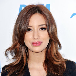 Christian Serratos in The PETA's 30th Anniversary Gala And Humanitarian Awards