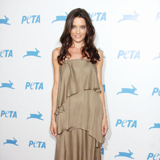 Gina Holden in The PETA's 30th Anniversary Gala And Humanitarian Awards