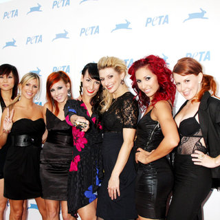 Beat Freaks in The PETA's 30th Anniversary Gala And Humanitarian Awards