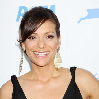 Constance Marie in The PETA's 30th Anniversary Gala And Humanitarian Awards