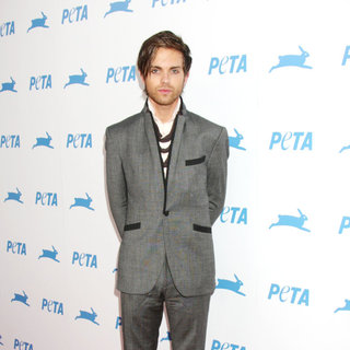 Thomas Dekker in The PETA's 30th Anniversary Gala And Humanitarian Awards
