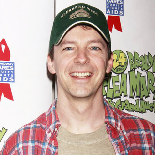 Sean Hayes in The 24th Annual Broadway Cares/Equity Fights AIDS Flea Market and Grand Auction