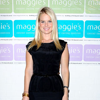 Alice Eve in Maggie's Autumn Fundraiser