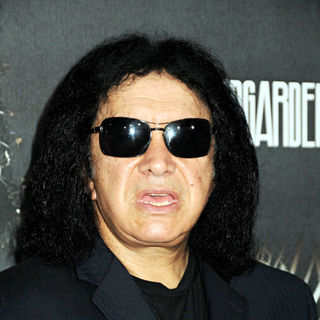 Gene Simmons - 'Guitar Hero: Warriors Of Rock' Launch