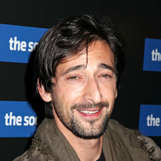 "Adrien Brody in ""The Social Network"" Screening - Outside Arrivals"