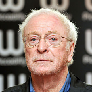Michael Caine in Michael Caine Signing Copies of His Autobiography 'The Elephant to Hollywood'