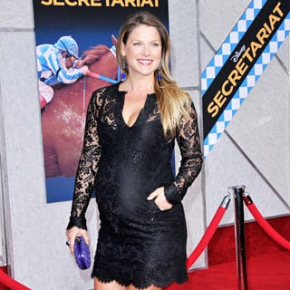 Ali Larter in Premiere of Walt Disney Pictures' 'Secretariat' - Arrivals