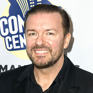 Ricky Gervais in Night of Too Many Stars: An Overbooked Concert for Autism Education - Arrivals