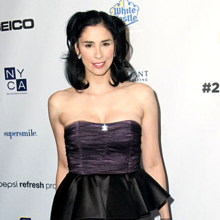 Sarah Silverman in Night of Too Many Stars: An Overbooked Concert for Autism Education - Arrivals