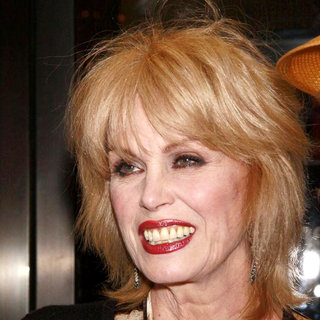 Joanna Lumley in Opening Night of The Broadway Production of 'George Bernard Shaw's Mrs. Warren's Profession'