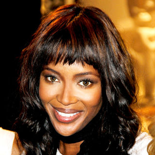 Naomi Campbell in Paris Fashion Week Ready to Wear Spring/Summer 2011 - Naomi Campbell 25 Years of Career Celebration