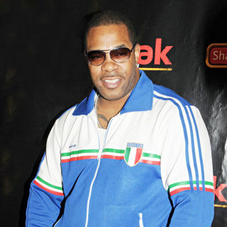 Busta Rhymes in Launch of 'So Kodak'