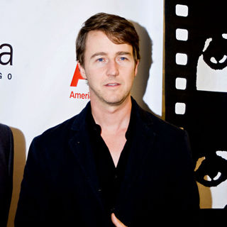 "Edward Norton in The 46th Chicago International Film Festival - ""Stone"" Premiere and Opening Night"