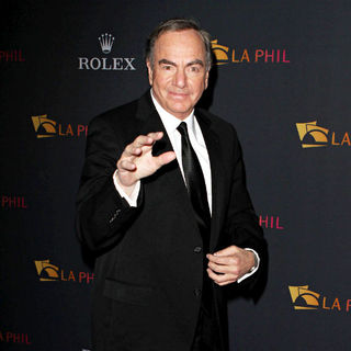 Neil Diamond in Los Angeles Philharmonic 2010/2011 Season Opening Night Gala