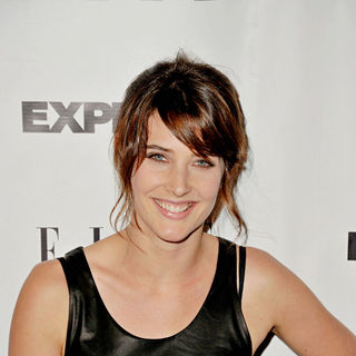Cobie Smulders in ELLE and Express 25 at 25 Event