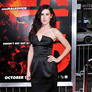 Rumer Willis in Special Screening of Summit Entertainment's 'RED'