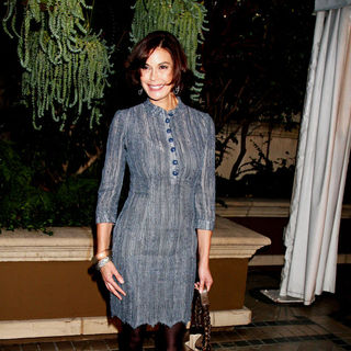 Teri Hatcher in The 1st Global Creative Forum 'Evening of Entertainment'