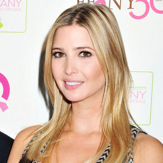 Ivanka Trump in The QVC Presenting of 'FFANY Shoes on Sale'