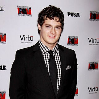 Benjamin Walker in Opening Night of The Broadway Musical Production of 'Bloody Bloody Andrew Jackson' - Arrivals