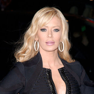 Jenna Jameson in Los Angeles Premiere of 'Jackass 3D' - Arrivals