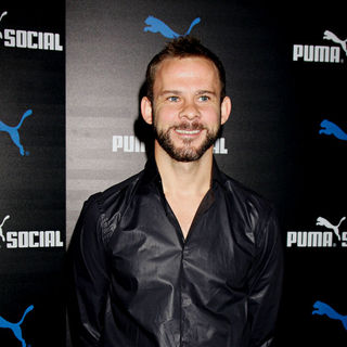 Dominic Monaghan in The PUMA Social Club LA Launch