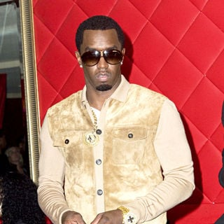 P. Diddy - P. Diddy Hosts Pink Party for Breast Cancer