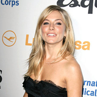Sienna Miller in Esquire Celebrates The Grand Opening of Esquire House LA