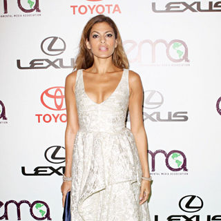 Eva Mendes in 20th Annual Environmental Media Awards