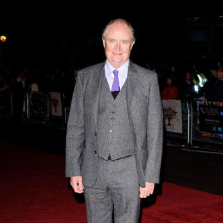 "Jim Broadbent in The 54th Times BFI London Film Festival - ""Another Year"" - Premiere"