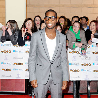 Tinie Tempah in MOBO Awards 2010