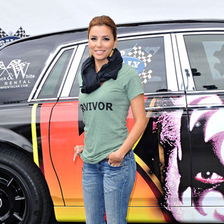 Eva Longoria - 'Rally for Kids with Cancer Scavenger Hunt 2010'