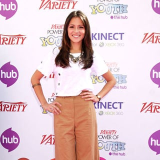 Italia Ricci in Variety's 4th Annual Power Of Youth Event