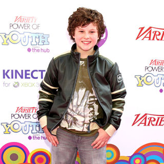 Nolan Gould in Variety's 4th Annual Power Of Youth Event