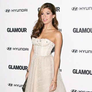 Eva Mendes in 5th Anniversary of Glamour Reel Moments Presented by Hyundai