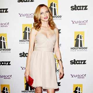 Heather Graham in 14th Annual Hollywood Awards Gala Presented by Starz