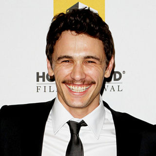 James Franco in 14th Annual Hollywood Awards Gala Presented by Starz