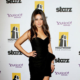 Mila Kunis in 14th Annual Hollywood Awards Gala Presented by Starz