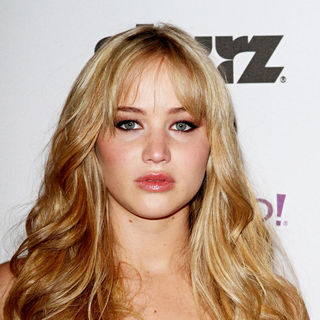 Jennifer Lawrence in 14th Annual Hollywood Awards Gala Presented by Starz