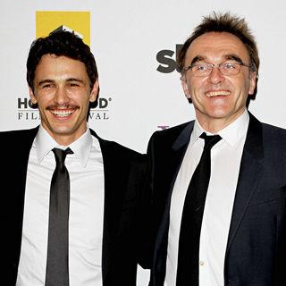 James Franco, Danny Boyle in 14th Annual Hollywood Awards Gala Presented by Starz