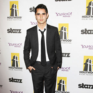 Max Minghella in 14th Annual Hollywood Awards Gala Presented by Starz