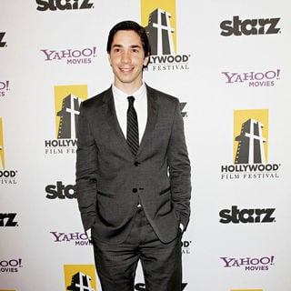 Justin Long in 14th Annual Hollywood Awards Gala Presented by Starz