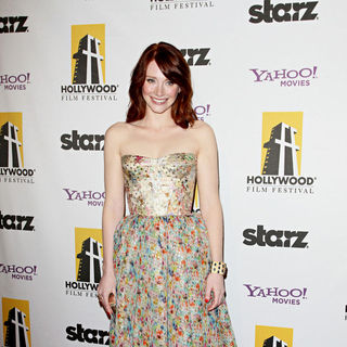 Bryce Dallas Howard in 14th Annual Hollywood Awards Gala Presented by Starz