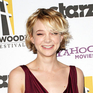 Carey Mulligan in 14th Annual Hollywood Awards Gala Presented by Starz
