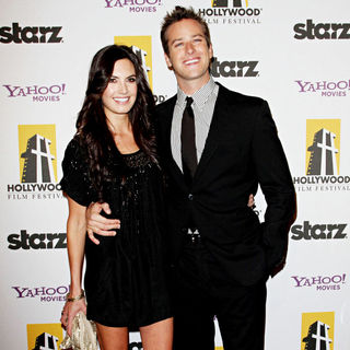 Armie Hammer in 14th Annual Hollywood Awards Gala Presented by Starz