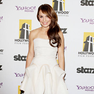 Noomi Rapace in 14th Annual Hollywood Awards Gala Presented by Starz