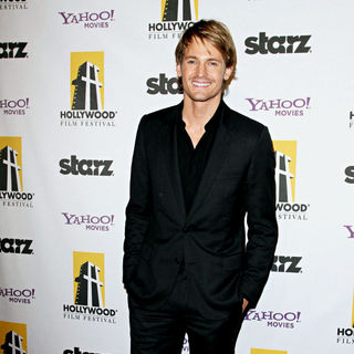 Josh Pence in 14th Annual Hollywood Awards Gala Presented by Starz