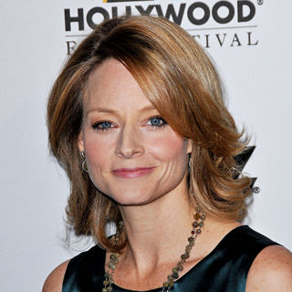 Jodie Foster in 14th Annual Hollywood Awards Gala Presented by Starz
