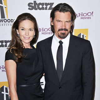 Diane Lane, Josh Brolin in 14th Annual Hollywood Awards Gala Presented by Starz