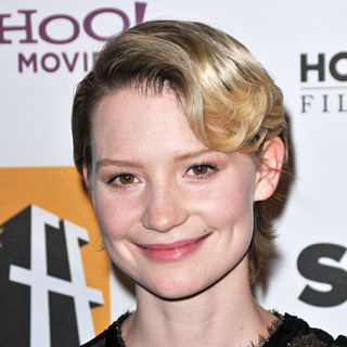 Mia Wasikowska in 14th Annual Hollywood Awards Gala Presented by Starz